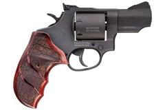"""Taurus 692 357 Magnum   38 Special   9mm  Item #: TA6922BG / MFG Model #: 2-692021WBRN2 / UPC: 725327934431 692 357MAG BLK 2.5"""" 7RD GATOR 2-692021WBRN2   GATOR GRIP"""