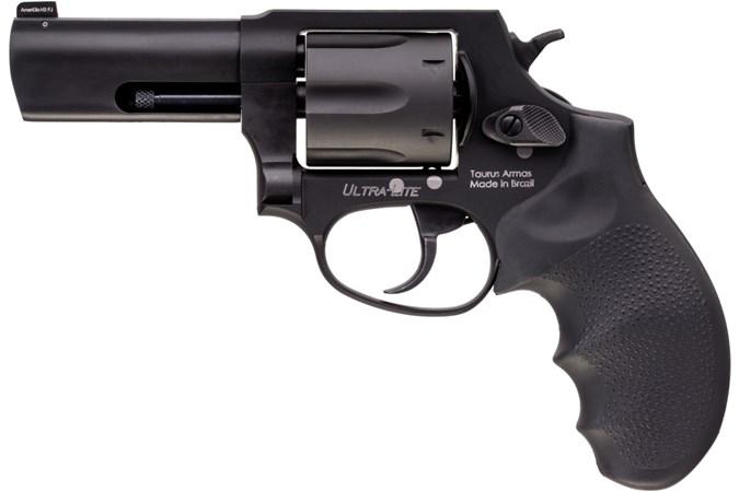 """Taurus 856 Ultra-Lite 38 Special Revolver - Item #: TA856B3ULNS / MFG Model #: 2-85631ULNS / UPC: 725327933885 - 856 38SP ULT LT BK 3"""" 6SHOT NS 2-85631ULNS"""