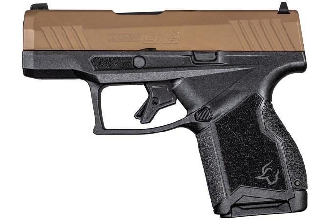 Taurus GX4 9mm Semi-Auto Pistol