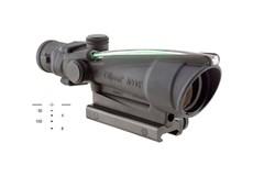 Trijicon ACOG 300 AAC Blackout  Item #: TRTA11C100416 / MFG Model #: TA11-C-100416 / UPC: 719307308336 ACOG 3.5X35 300BLK GRN CRSSHR TA11-C-100416   TA51 MOUNT