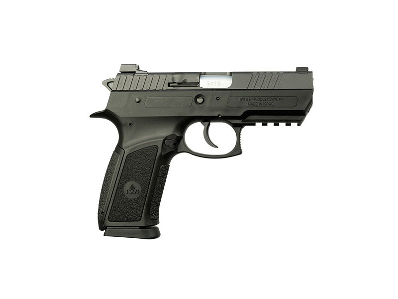 IWI - Israel Weapon Industries JERICHO PSL-910 SUBCOMPACT 9MM