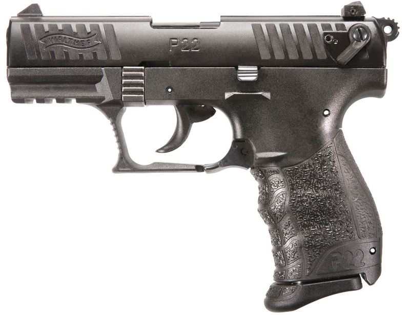 Walther Arms P22Q 22 LR