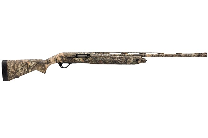 "Winchester SX4 Universal Hunter 20 Gauge Shotgun - Item #: WI511216691 / MFG Model #: 511216691 / UPC: 048702010170 - SX4 UNIVERSAL 20/26 MOBUC 3"""