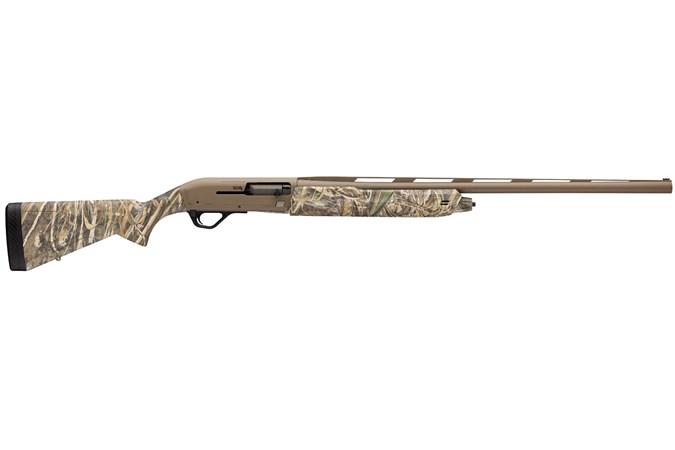 "Winchester SX4 Hybrid Hunter 12 Gauge Shotgun - Item #: WI511234392 / MFG Model #: 511234392 / UPC: 048702017391 - SX4 HYB HNTR 12/28 MAX5 3""   # MAX-5 CAMO"