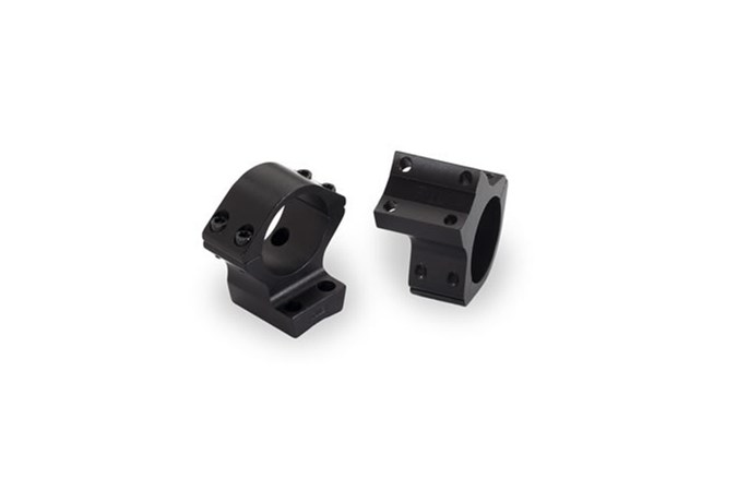 Browning X-Bolt Base/Ring  Accessory-Rings/Mounts/Bases - Item #: BR12501 / MFG Model #: 12501 / UPC: 023614047575 - X-BOLT BASE/RING MATTE LOW