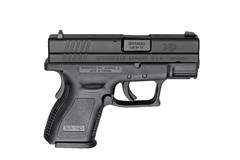 Springfield Armory Defender XD Sub-Compact 9mm