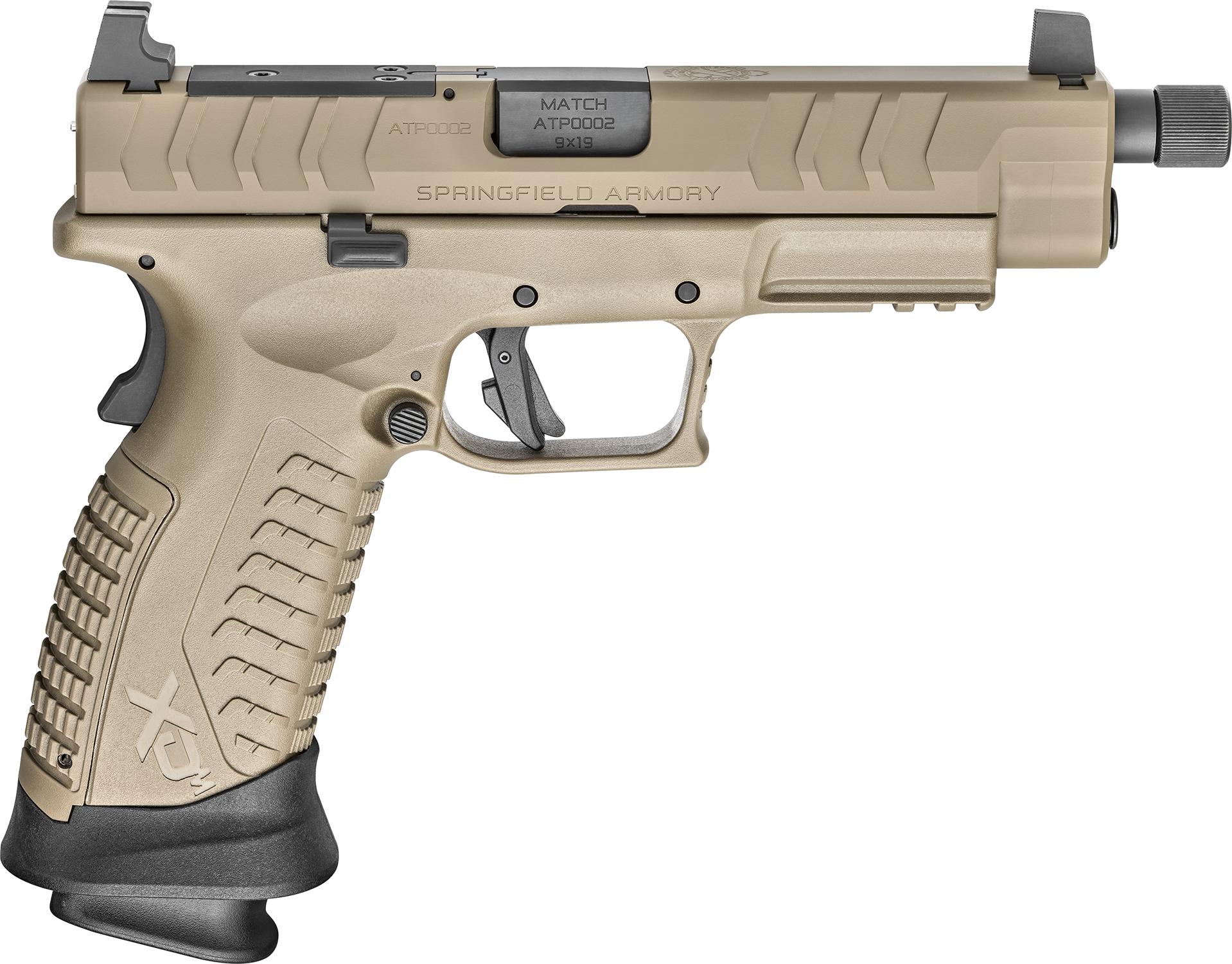 Springfield Armory XD(M) ELITE 9MM