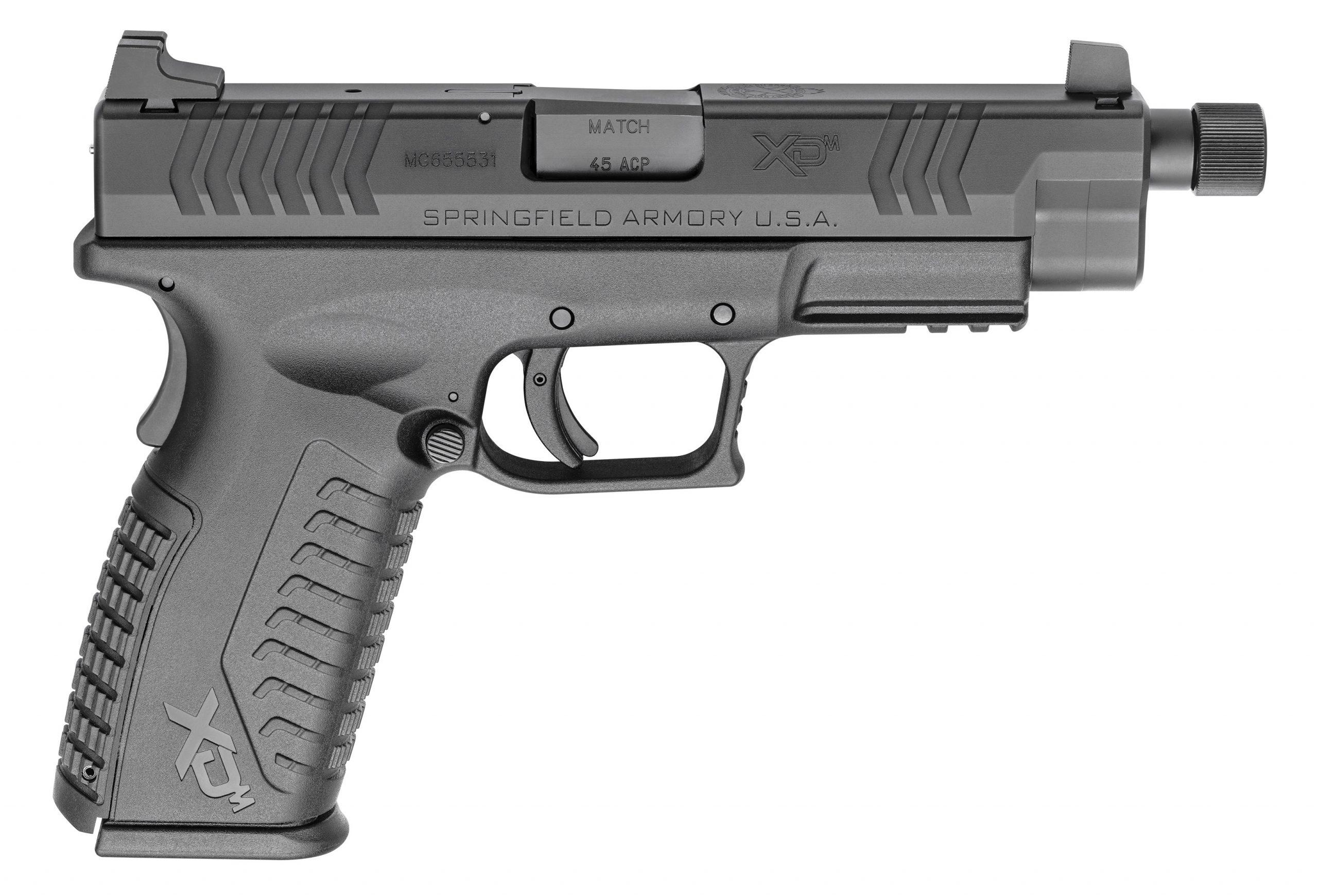 Springfield Armory XD(M) 45 ACP