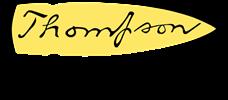 Auto-Ordnance - Thompson Brand Logo