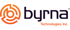 Byrna Technologies Brand Logo