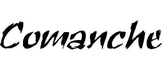 Comanche Brand Logo